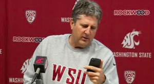Naked Mike Leach