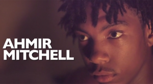 Michigan's newest commitment, 2016 wide receiver Ahmir Mitchell