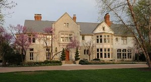 No surprise, but Ohio has the best governor's mansion in the Big Ten.