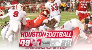 Tom herman's Houston.