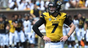 Missouri dismissed quarterback Maty Mauk Thursday.