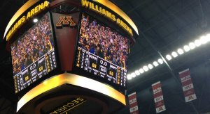 Gophers beat Maryland.