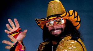 Macho Man Statue in Columbus?
