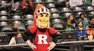 Nobody pukes at Rutgers.