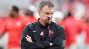 Tom Herman tossed some shade at SMU Thursday.