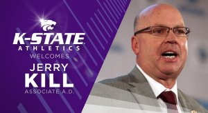 Former Minnesota head coach Jerry Kill is now Associate Athletic Director at Kansas State.