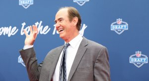 Art Briles at the NFL Draft