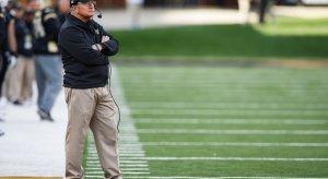 Jim Grobe will coach Baylor in 2016.