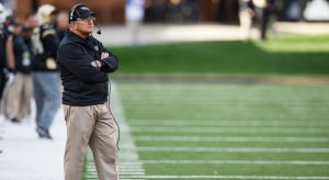 Jim Grobe will coach Baylor in 2016.