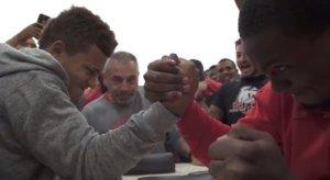 Rutgers Arm Wrestling