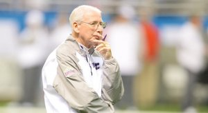Kansas State head coach Bill Snyder is just making shit up.