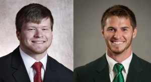 Nebraska punter Sam Foltz and former Michigan State punter Mike Sadler died in a car crash early Sunday morning.
