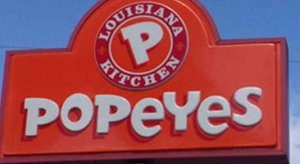 Popeyes blamed for LSU weight gain