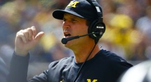 Jim Harbaugh loses another 2018 commit
