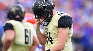 Vanderbilt QB Kyle Shurmur