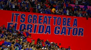 It's a great day to be a Florida Gator.