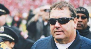 Brady Hoke, man about town.