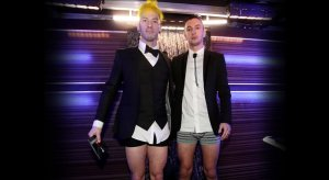 Twenty One Pilots at the Grammys