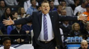 Brad Underwood likes Illinois this much.