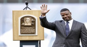 Hall of Fame Baseballer Ken Griffey Jr
