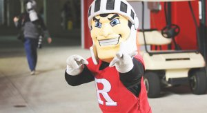 Rutgers baby!