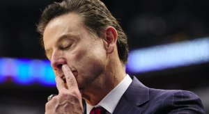 Pitino suspended
