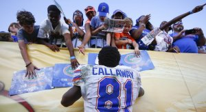 Florida's Antonio Callaway