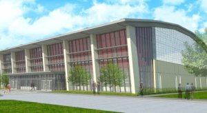 Indiana's proposed new home for wrestling and volleyball