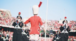 Ohio State names drum major and assistant drum major for 2018.