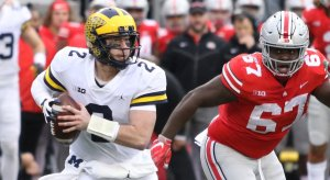 Shea Patterson is coming back.