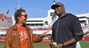 Texas fired quarterback great Vince Young