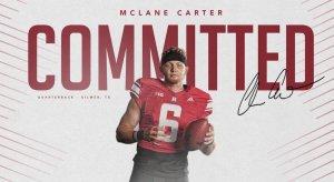 Rutgers lands graduate transfer quarterback McLane Carter