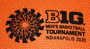 The Big Ten men's basketball tournament begins next Wednesday in Indianapolis.