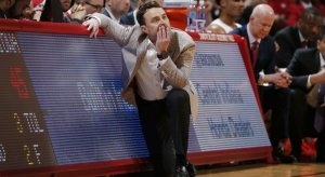 Archie Miller's Hoosiers went 9-11 during the Big Ten's regular season slate.
