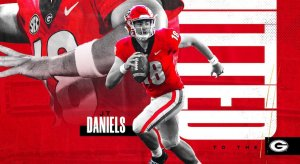 JT Daniels is heading to Georgia.