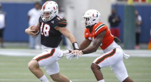 Tate Martell opted out of the 2020 season.