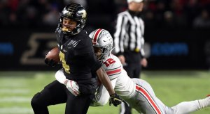Rondale Moore is back.