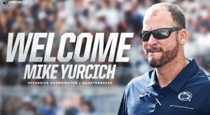 Penn State hires mike yurcich
