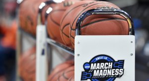 March Madness is coming.