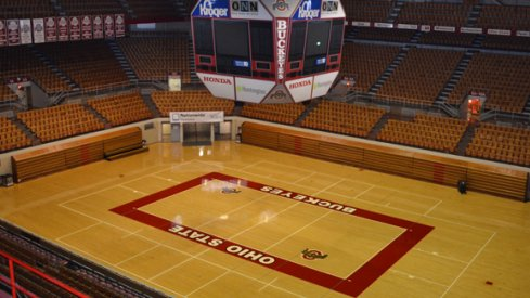 An honest-to-goodness cathedral Ohio State was wise to leave behind.