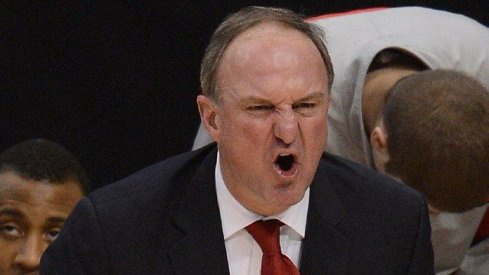 Thad Matta yelled and yelled but it seldom sunk in with the 2013-14 Buckeyes