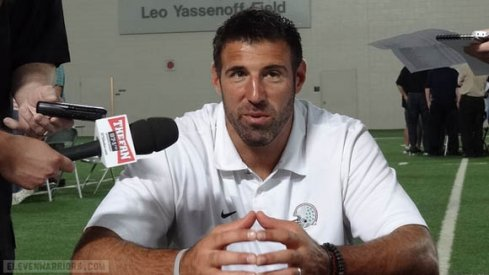 Vrabel's departure has left some gaps in Ohio State recruiting