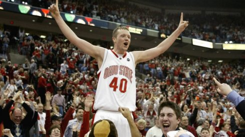 Matt Sylvester's one shining moment didn't occur in the Dance but it was still tasty vittles.