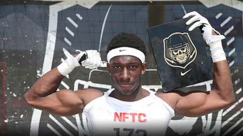 Safety Tyler Green committed to Ohio State today, becoming the fourth member of OSU's 2015 class.