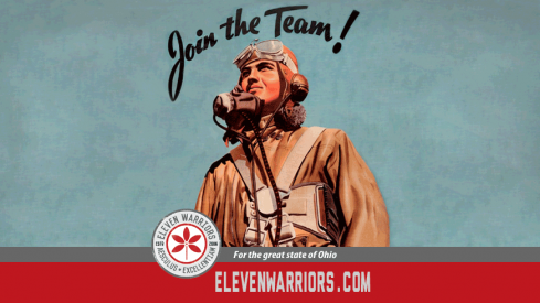 Eleven Warriors is hiring a second beat writer. Is that writer you?