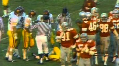 On YouTube: The 1974 Rose Bowl and many others