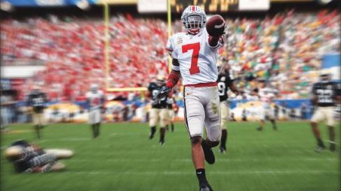 Teddy was the lone five-star of Ohio State's 2004 recruiting class.
