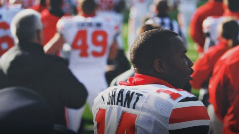 Curtis Grant arrived at Ohio State as a five-star prospect.