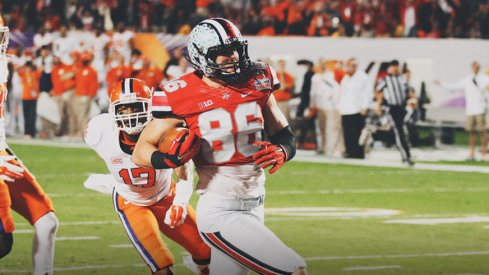 Big things are expected of Jeff Heuerman in his final campaign at Ohio State.