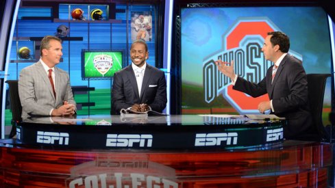 Urban Meyer will appear on ESPN's 'Car Wash' circuit Thursday.